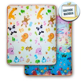 Дитячий килимок Океан - Зоопарк (217)