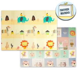 Дитячий килимок Слон - Тварини (249)