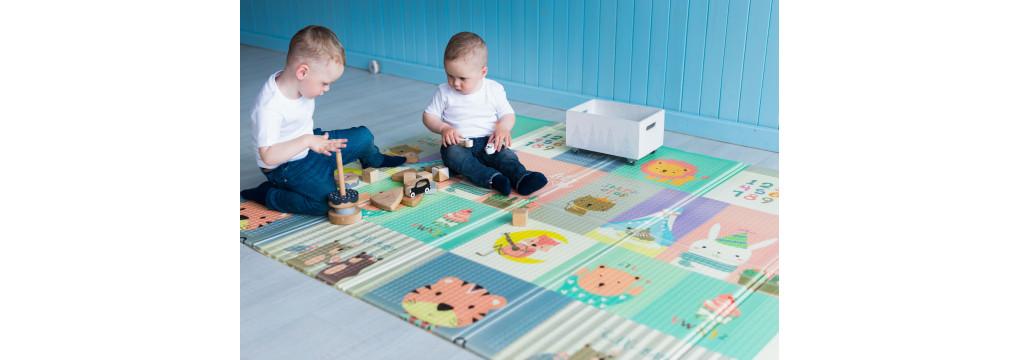 З якого віку потрібен розвиваючий килимок