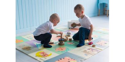 Для чого потрібен дитячий килимок?