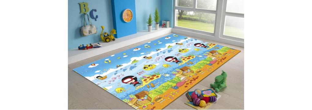 Как выбрать детский коврик?