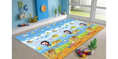 Як вибрати дитячий килимок?