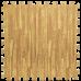 Підлога пазл - модульне підлогове покриття золоте дерево (МР2)