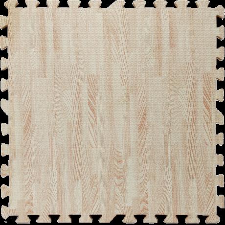 Підлога пазл - модульне підлогове покриття персикове дерево (МР8)