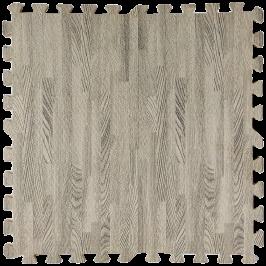 Підлога пазл - модульне підлогове покриття сіре дерево (МР9)