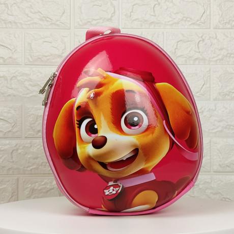 Дитячий рюкзак Веселі щенята рожевий
