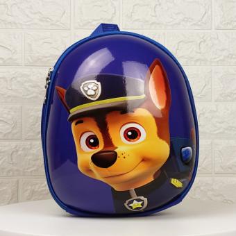 Дитячий рюкзак Веселі щенята синій