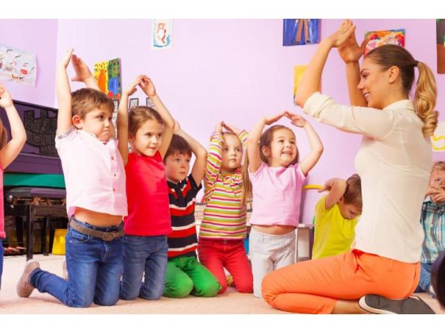 Чем занять детей в детском саду?
